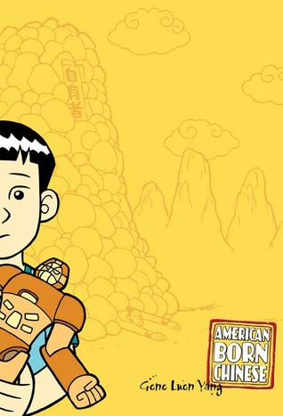 American Born Chinese by Gene Luen Yang cover