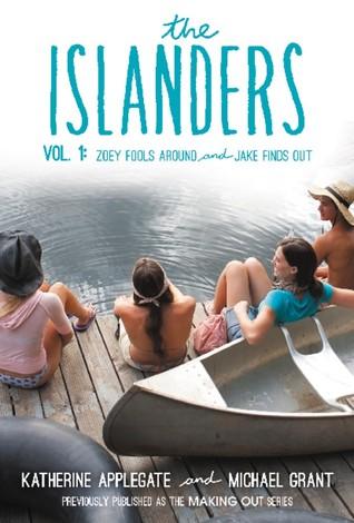 The Islanders Series byKatherine Applegate cover