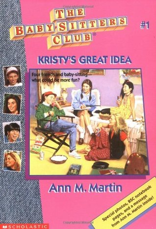 The Baby-Sitters Club  byAnn M. Martin cover