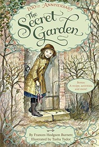 The Secret Garden byFrances Hodgson Burnett cover