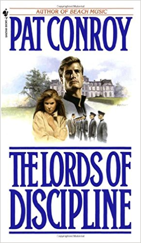The Lords of Discipline byPat Conroy cover