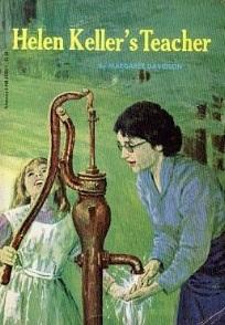 Helen Keller's Teacher byMargaret Davidson cover