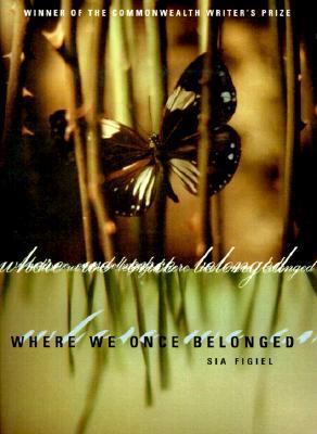 Where We Once Belonged by Sia Figiel