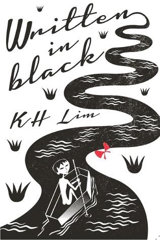 Written in Black byK.H. Lim