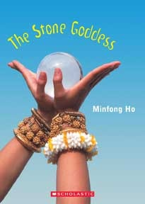 The Stone Goddess byMinfong Ho