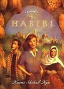 Habibi byNaomi Shihab Nye cover
