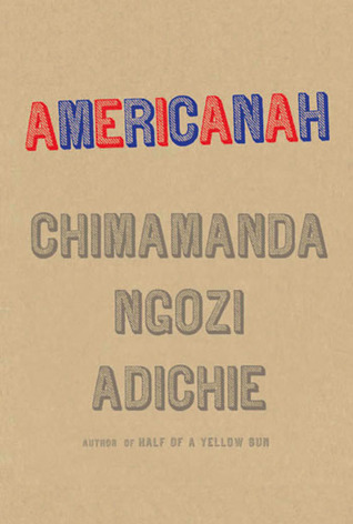 Americanah byChimamanda Ngozi Adichie cover