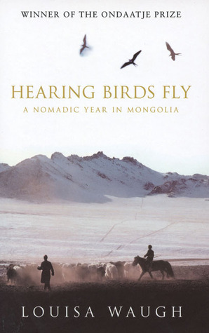 Hearing Birds Fly by Louisa Waugh cover