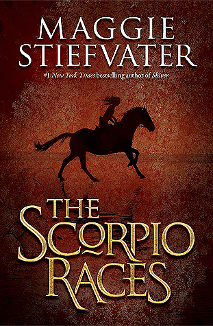 The Scorpio Races by Maggie Stiefvater cover