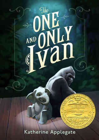 The One and Only Ivan by Katherine Applegate cover