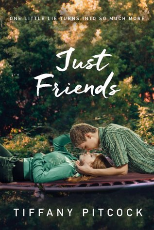 Just Friends by Tiffany Pitcock