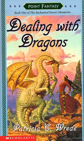 Dealing with Dragons byPatricia C. Wrede