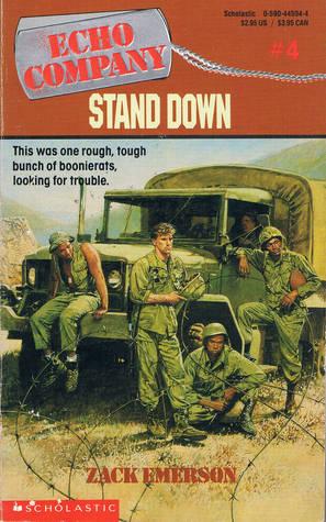 Stand Down by Zack Emerson/Ellen Emerson White