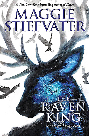 The Raven King (The Raven Cycle, #4) byMaggie Stiefvater