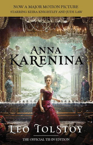 Anna Karenina by Leo Tolstoy,