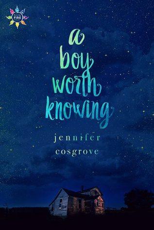A Boy Worth KnowingbyJennifer Cosgrove