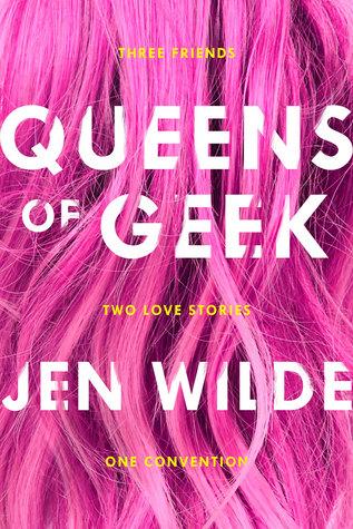 Queens of GeekbyJen Wilde
