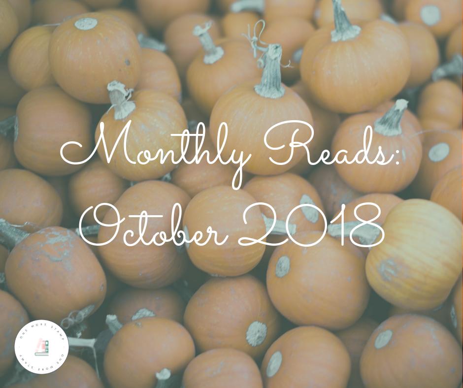 Facebook Monthly Reads: October 2018 www.onemorestamp.com