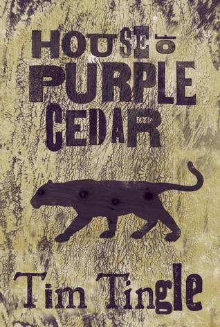 House of Purple Cedar  byTim Tingle