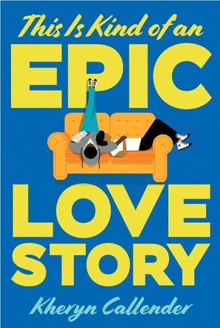 It's Kind of an Epic Love StoryAuthor