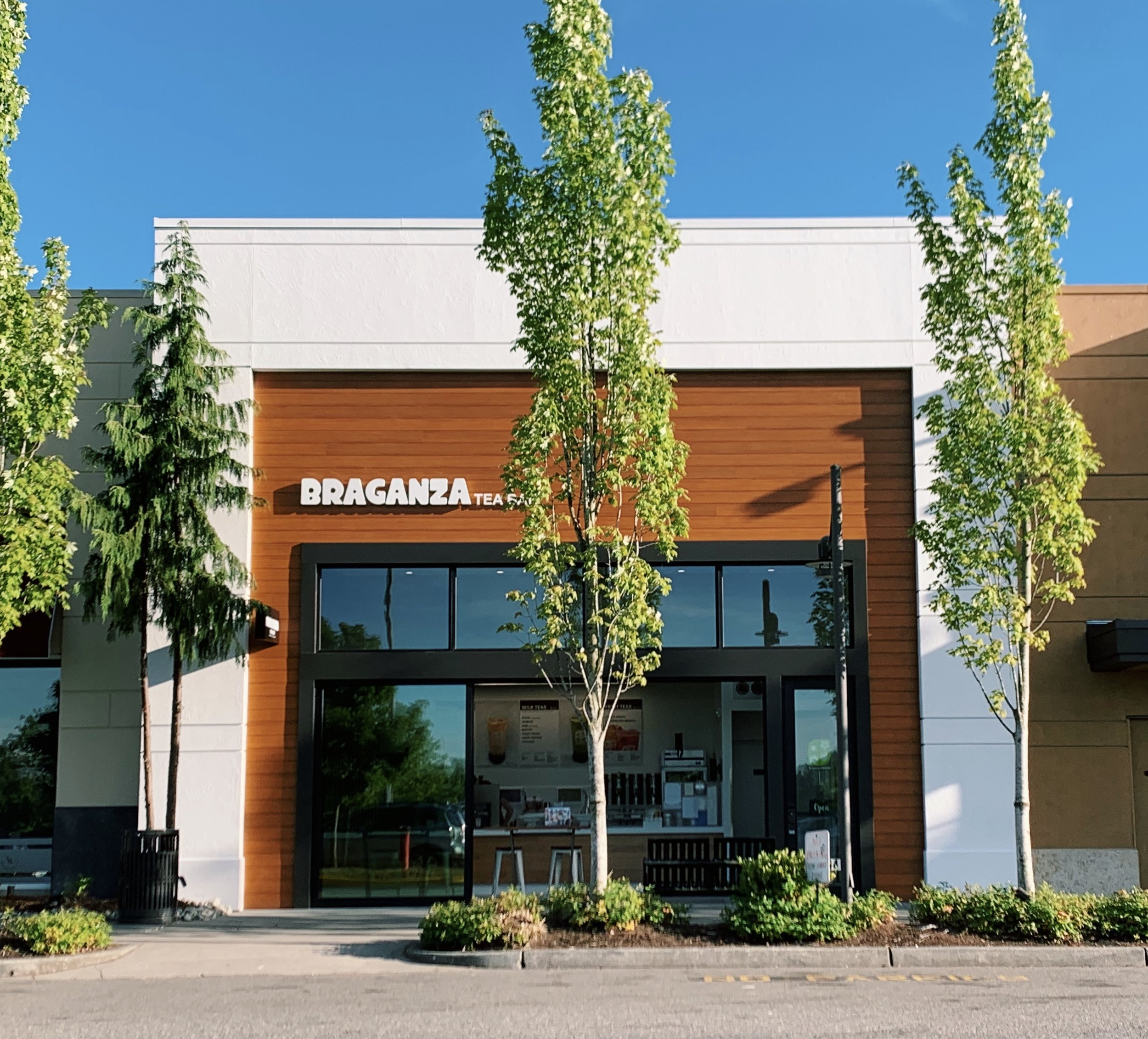 Braganza Tea Bar - Now open at Alderwood Mall in Lynnwood, Washington.