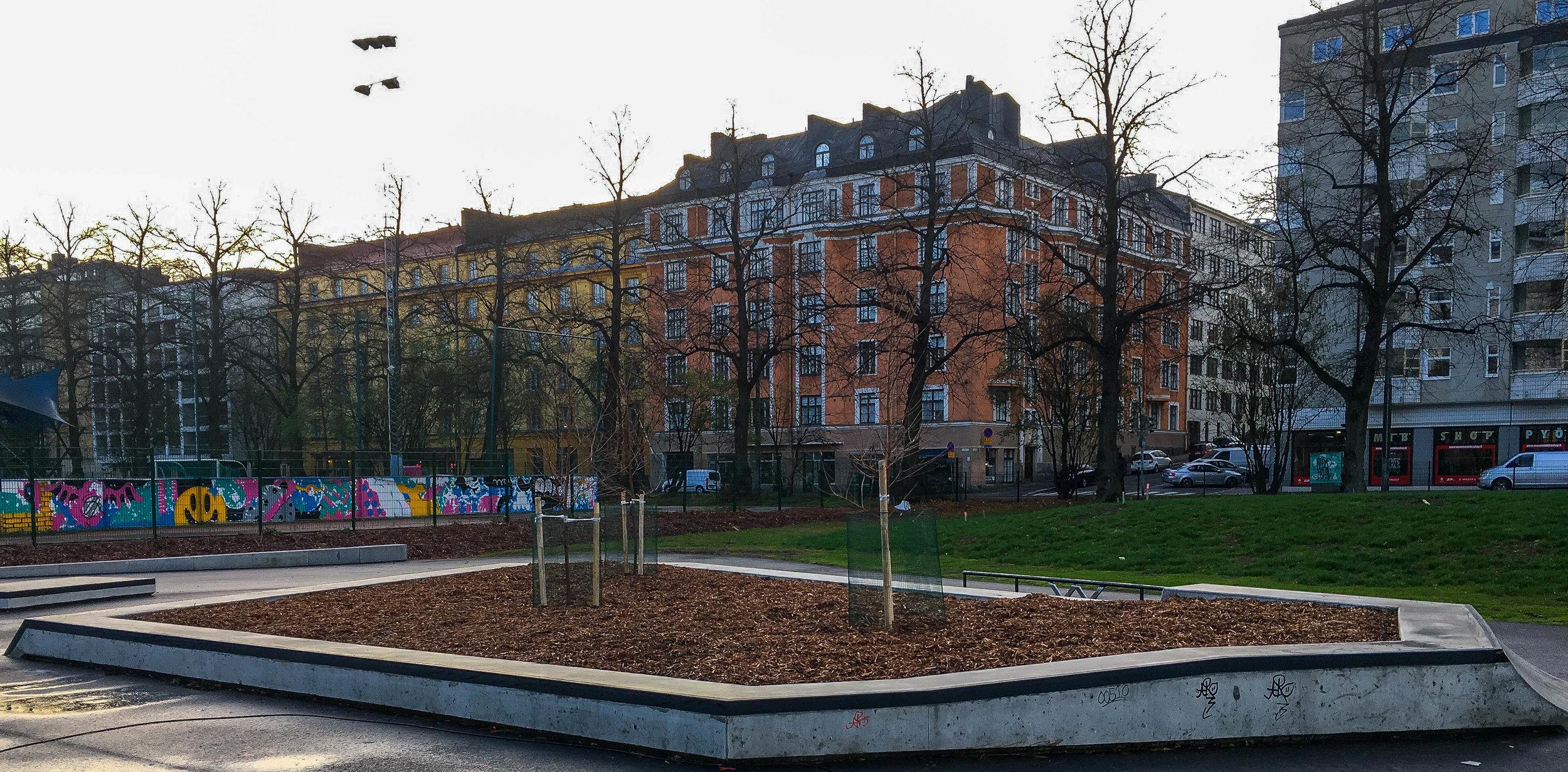Wamma Park, Helsinki