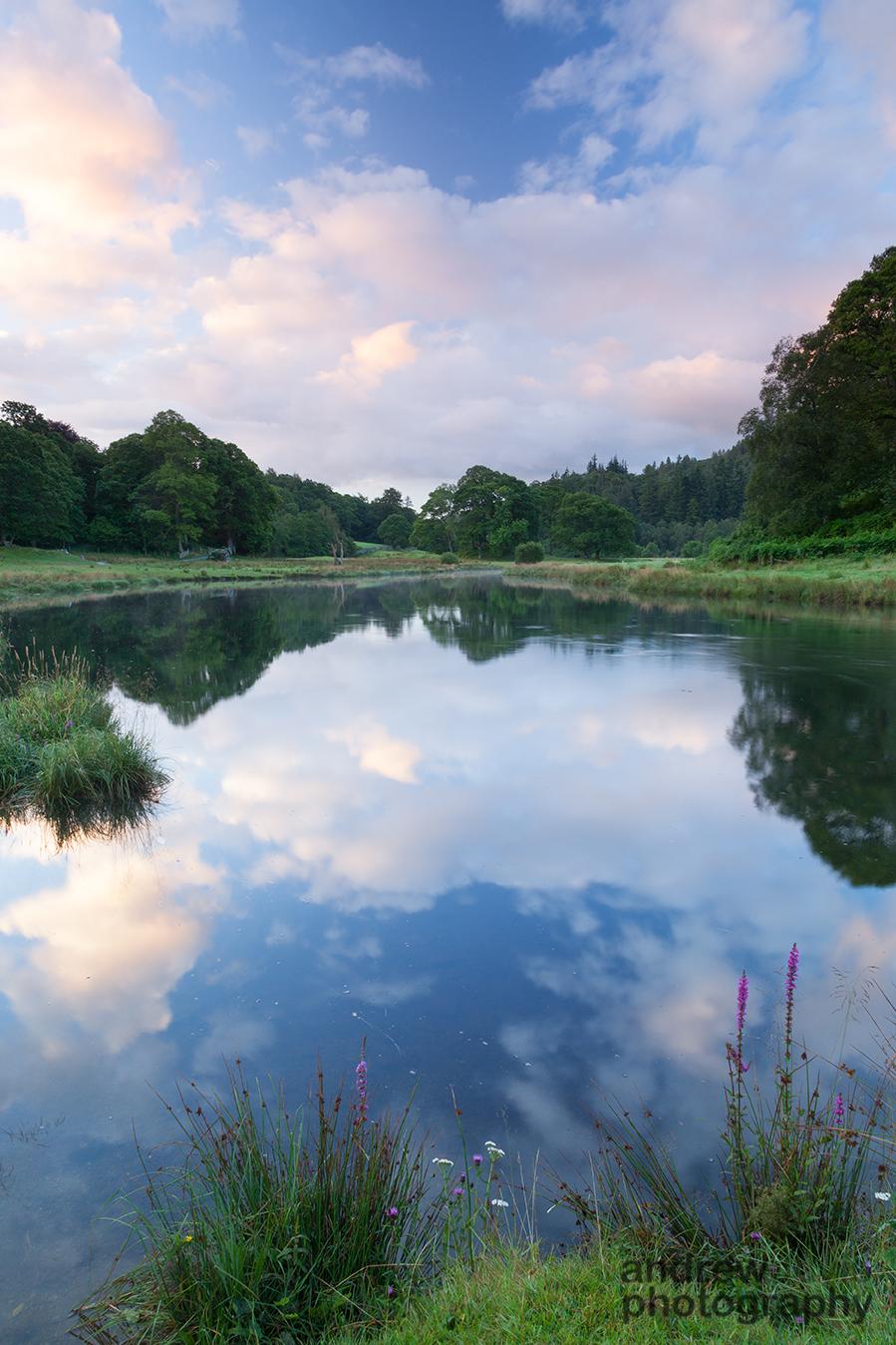 River Brathay, Cumbria
