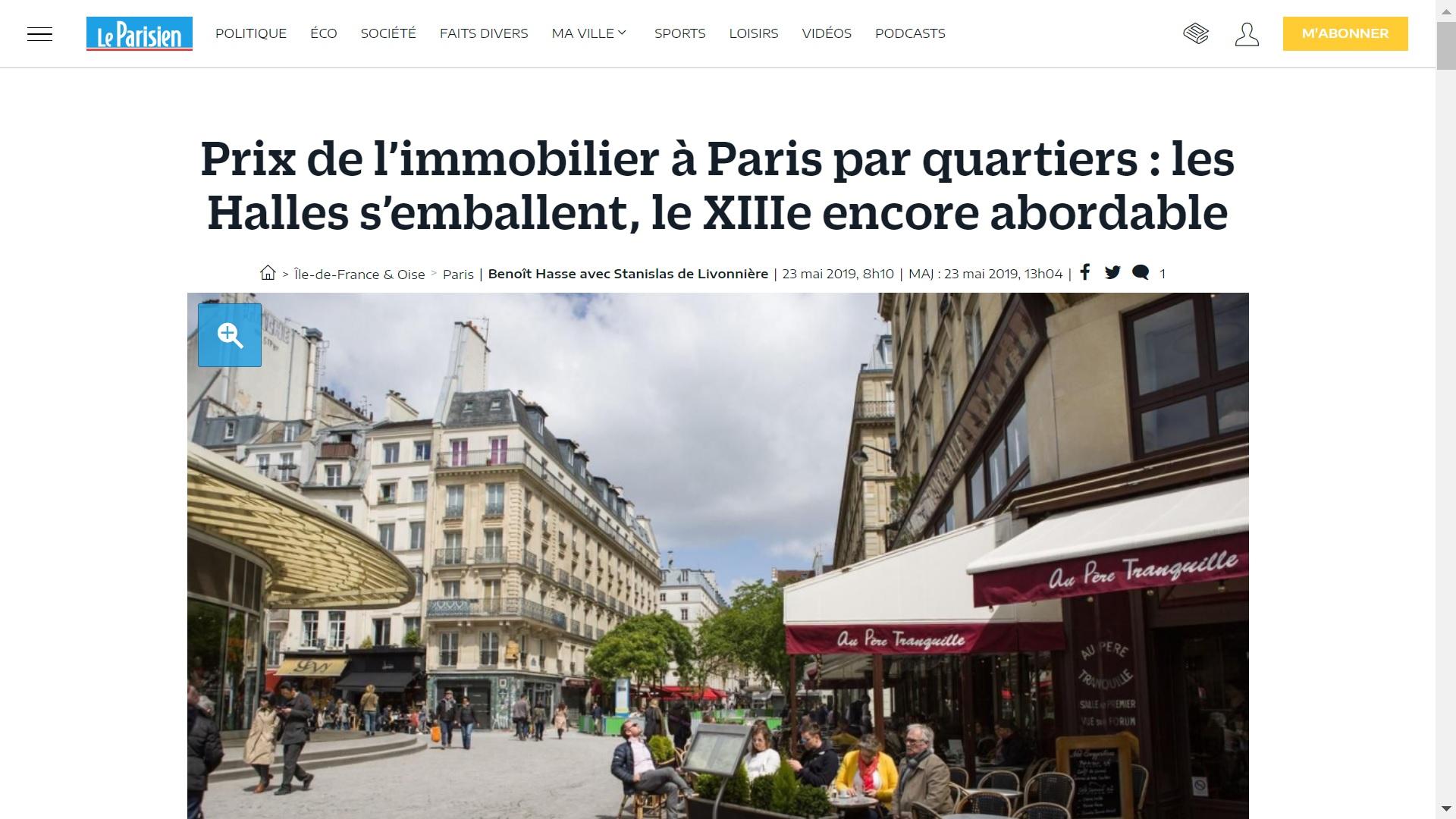 Article prix le parisien Juin 2019.jpg