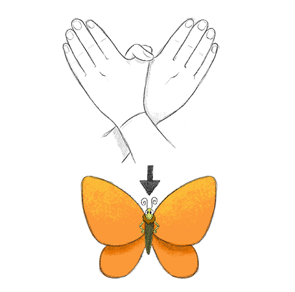 EMDR Butterfly Hug for Anxiety West Chester, Pa