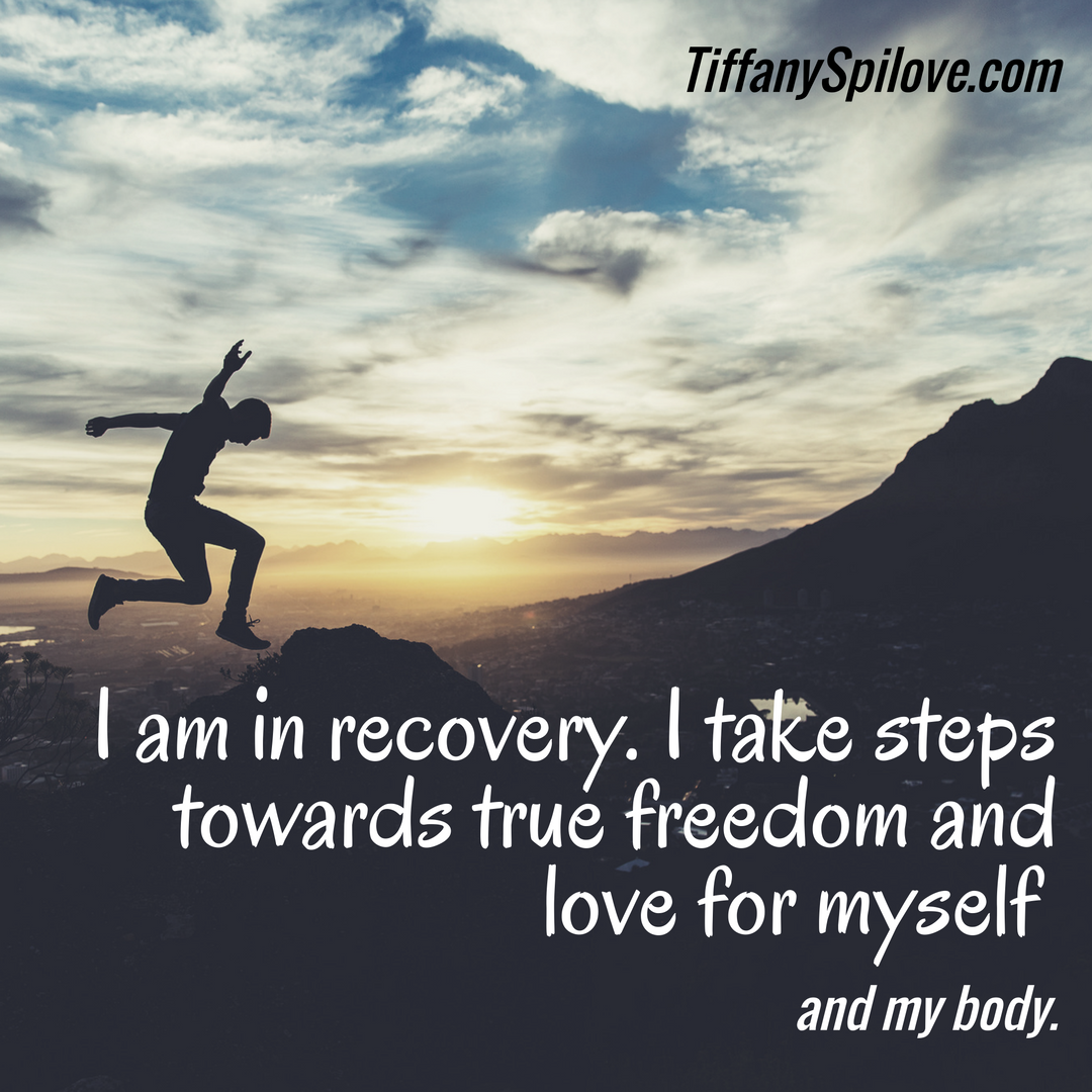 I am in recovery from eating disorder through west chester, pa therapy counseling