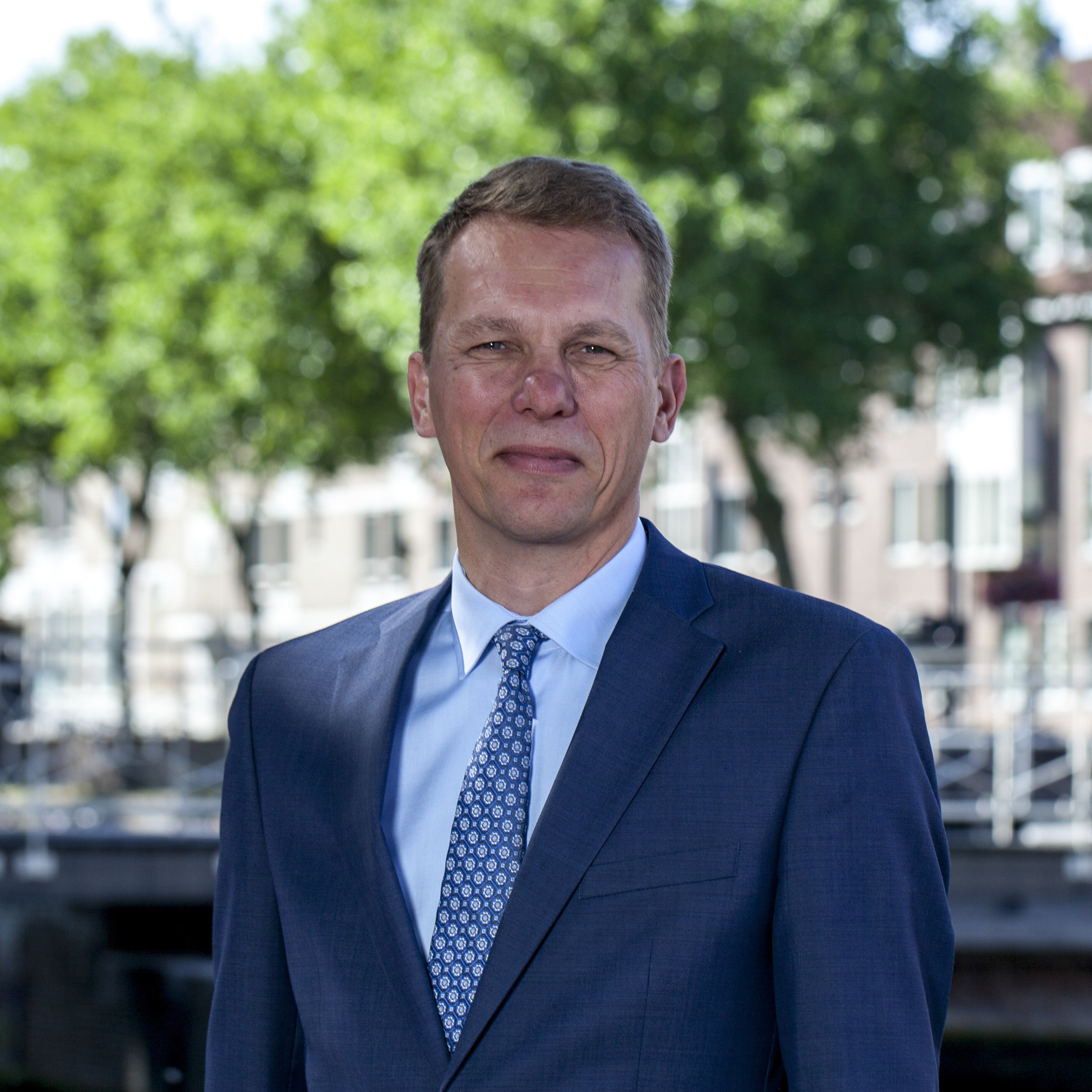 Erik Lievers - Senior Adviseur