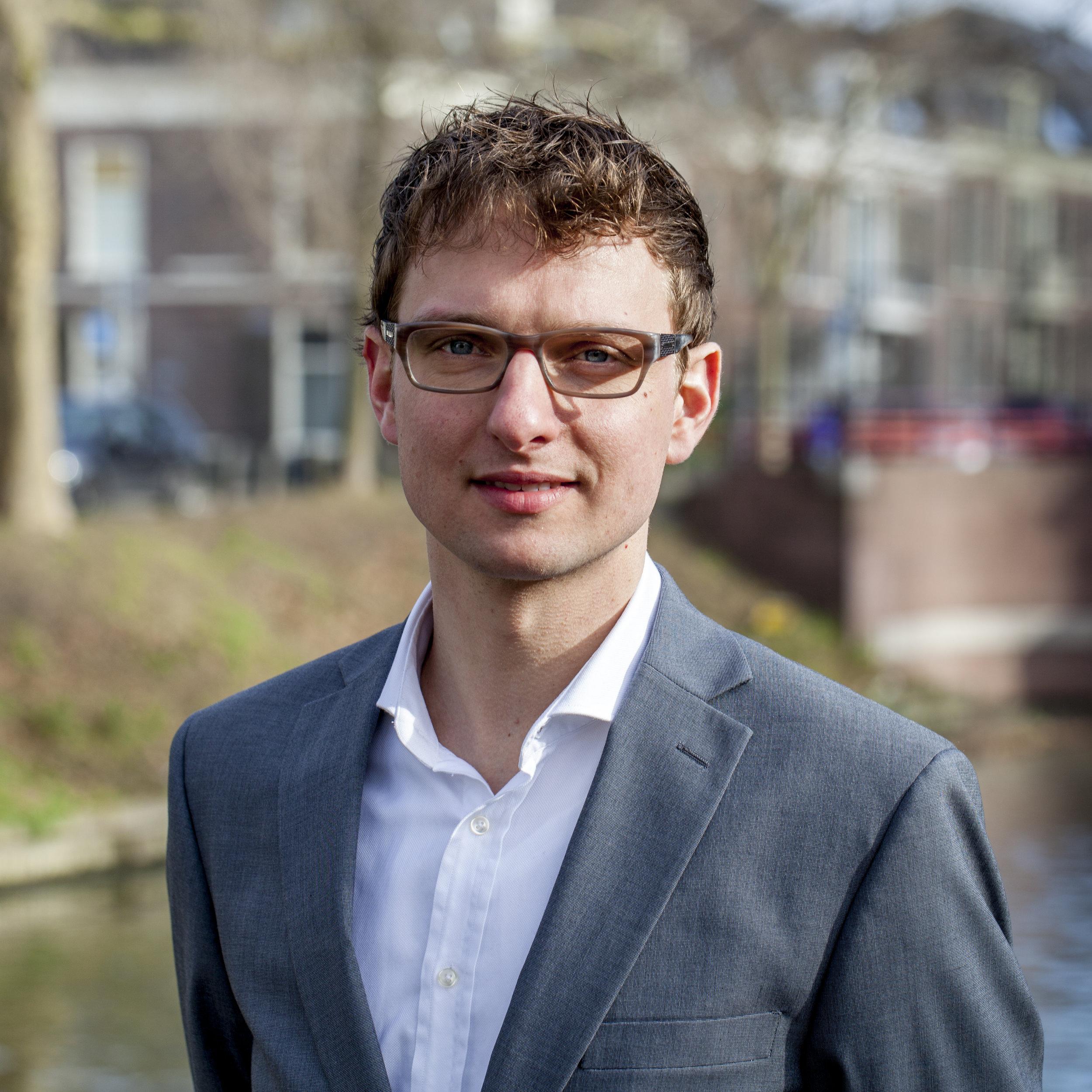Niek Amelink - Manager Branding & Placcemaking