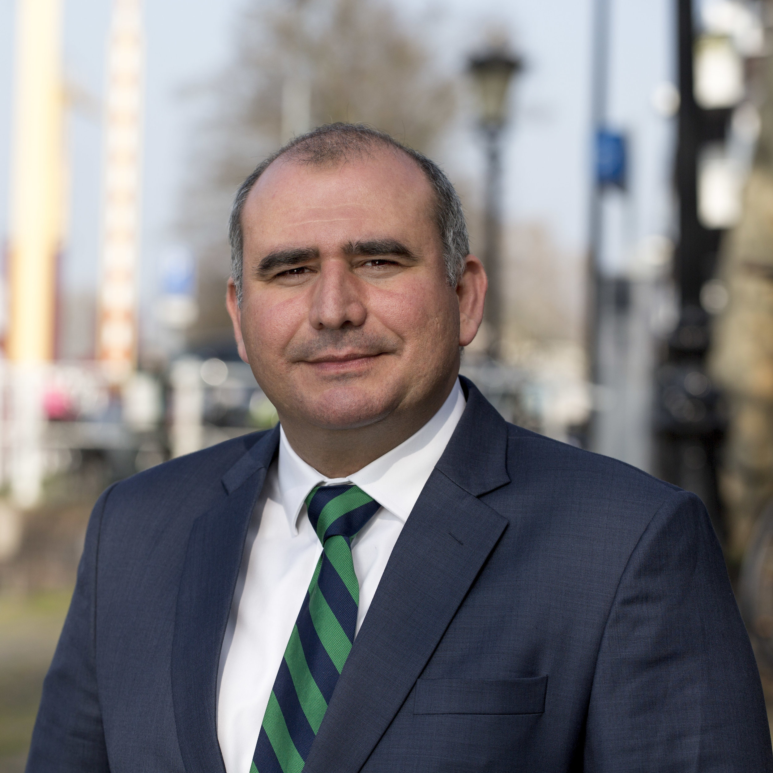 Amar Baghdadi - Senior Adviseur
