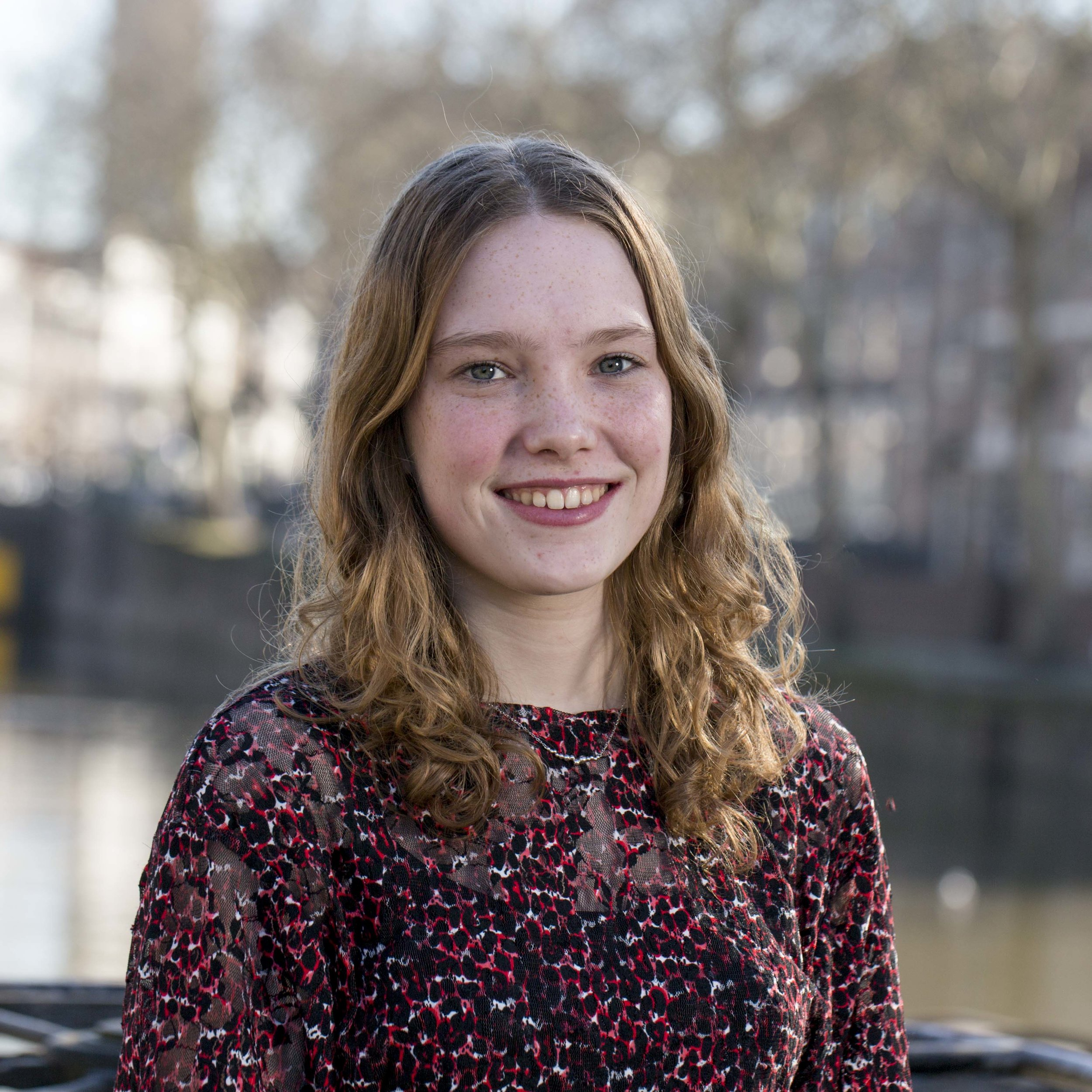 Melanie Kieboom - Officemedewerker