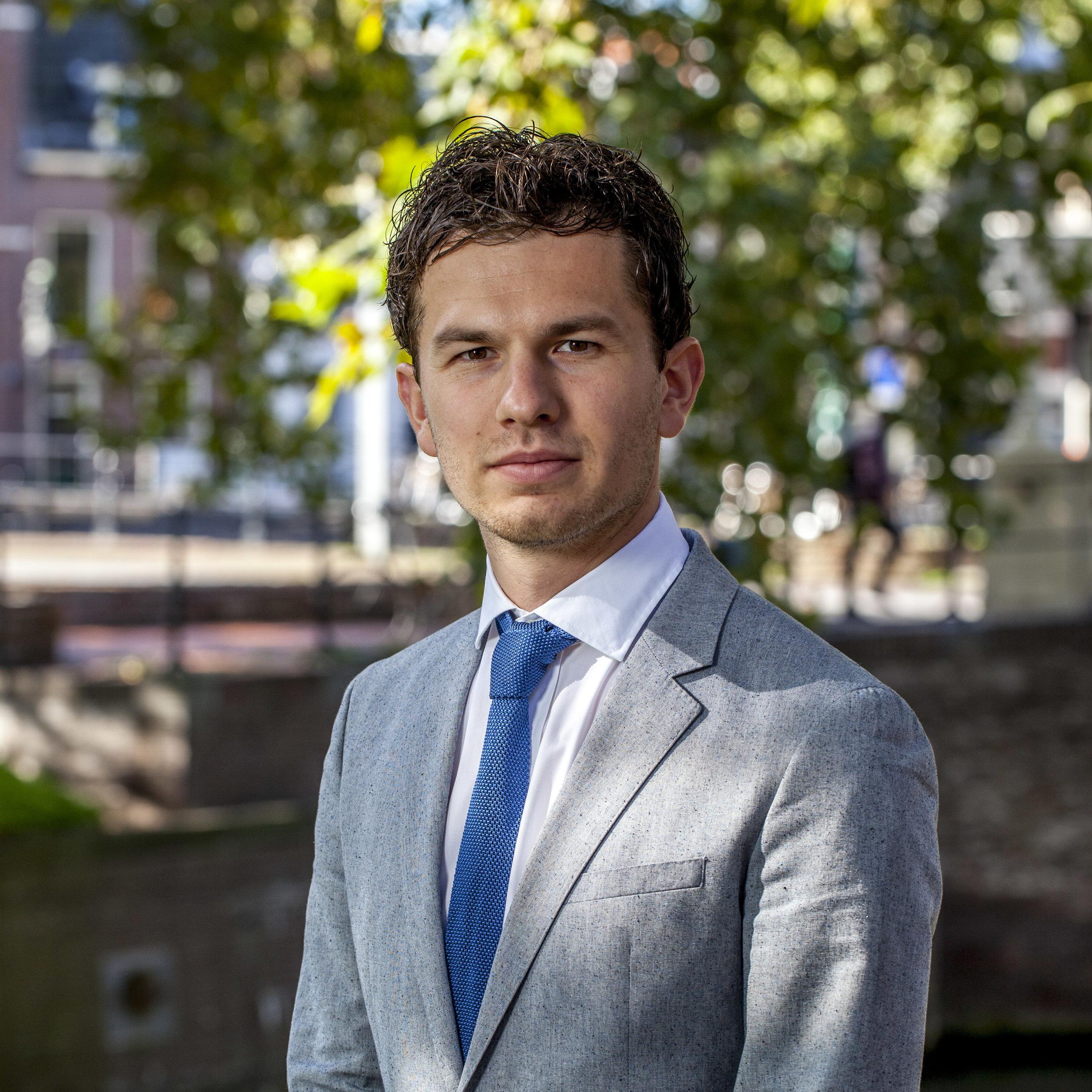 Kenneth Triest - Adviseur