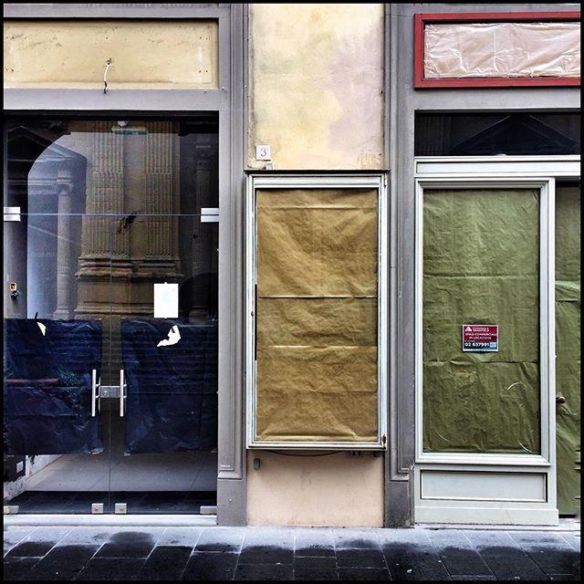 Via Porta Rossa, Florence.