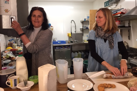 TEA AND COFFEE TEAMS - Hospitality help is needed after the service with serving tea and coffee on a rota once every two months.Contact Juliet Byford