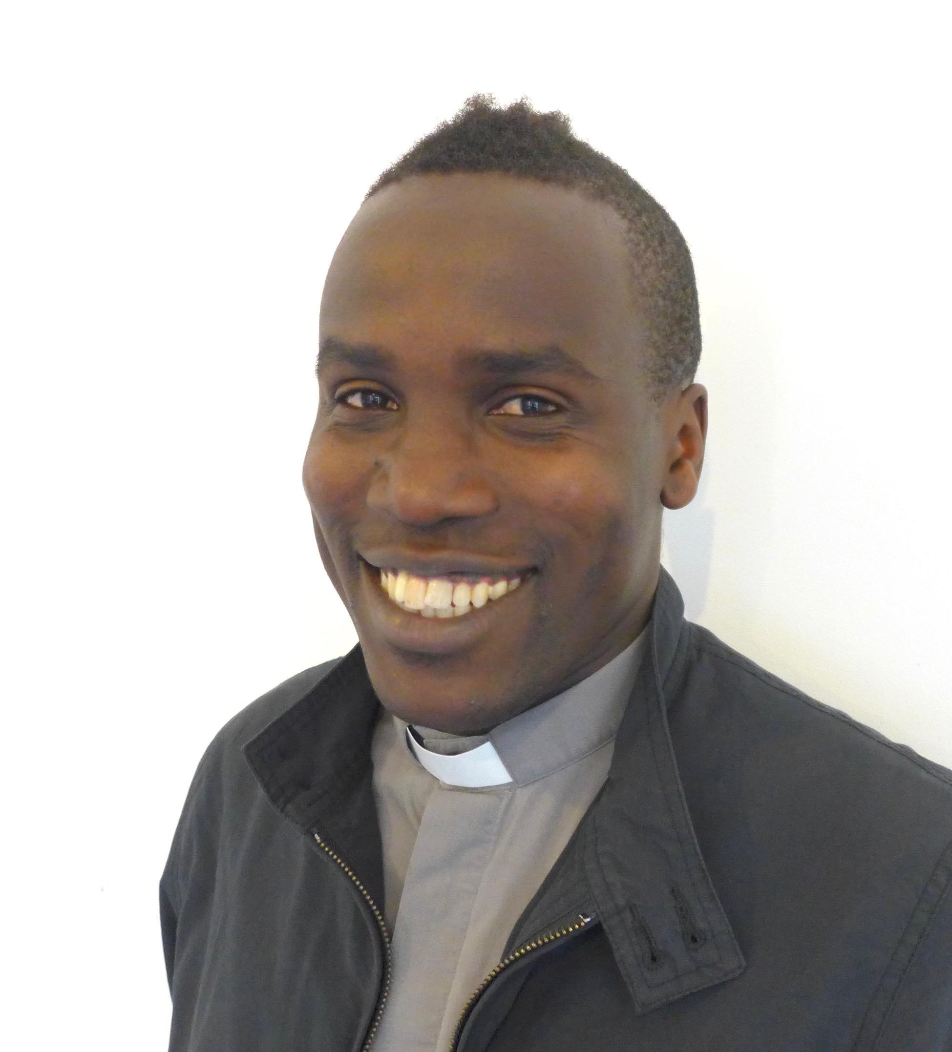 Vicar - Reverend Denis Adide