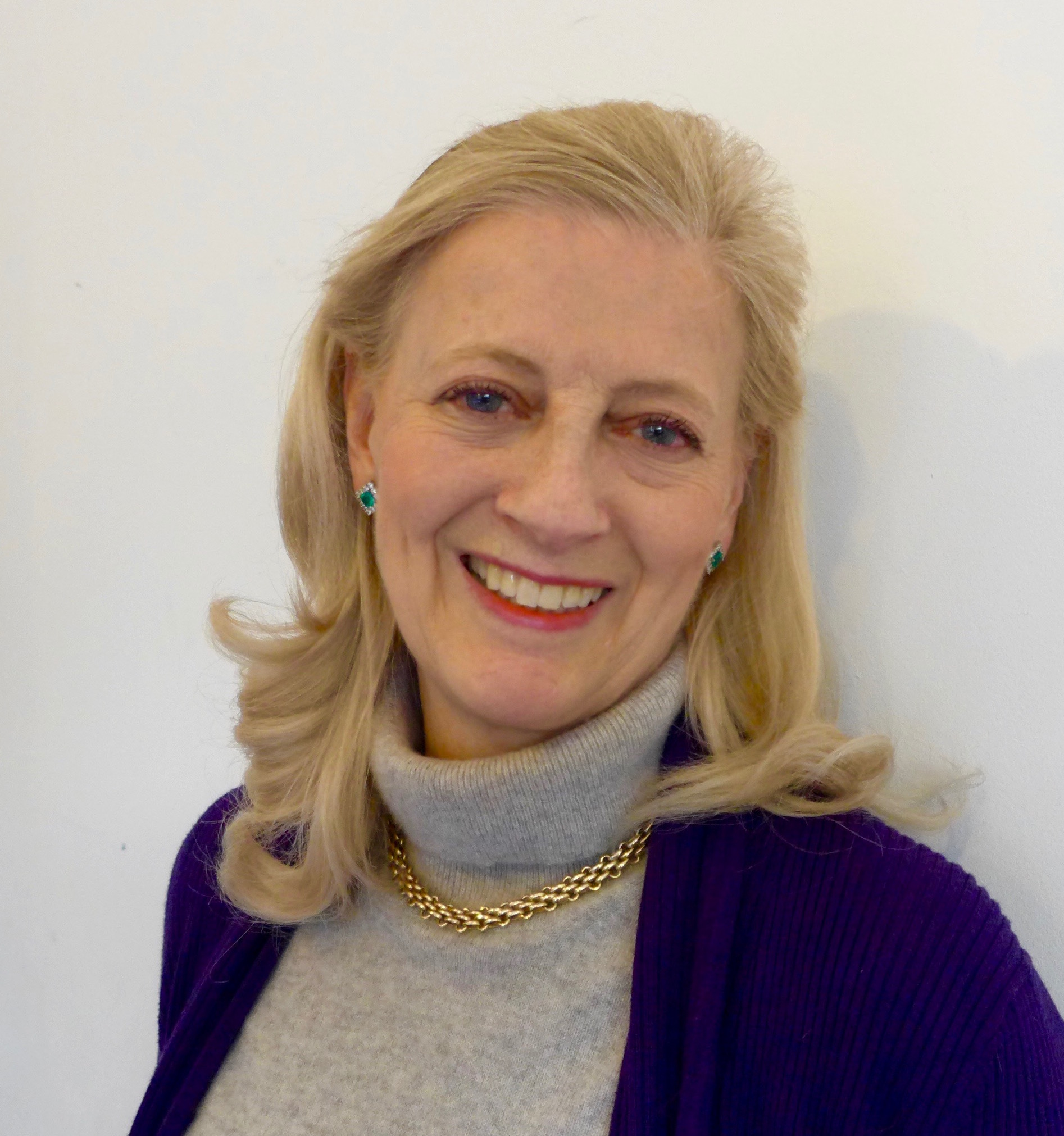 Lay Chair Of St Stephens Committee - Juliet Byford