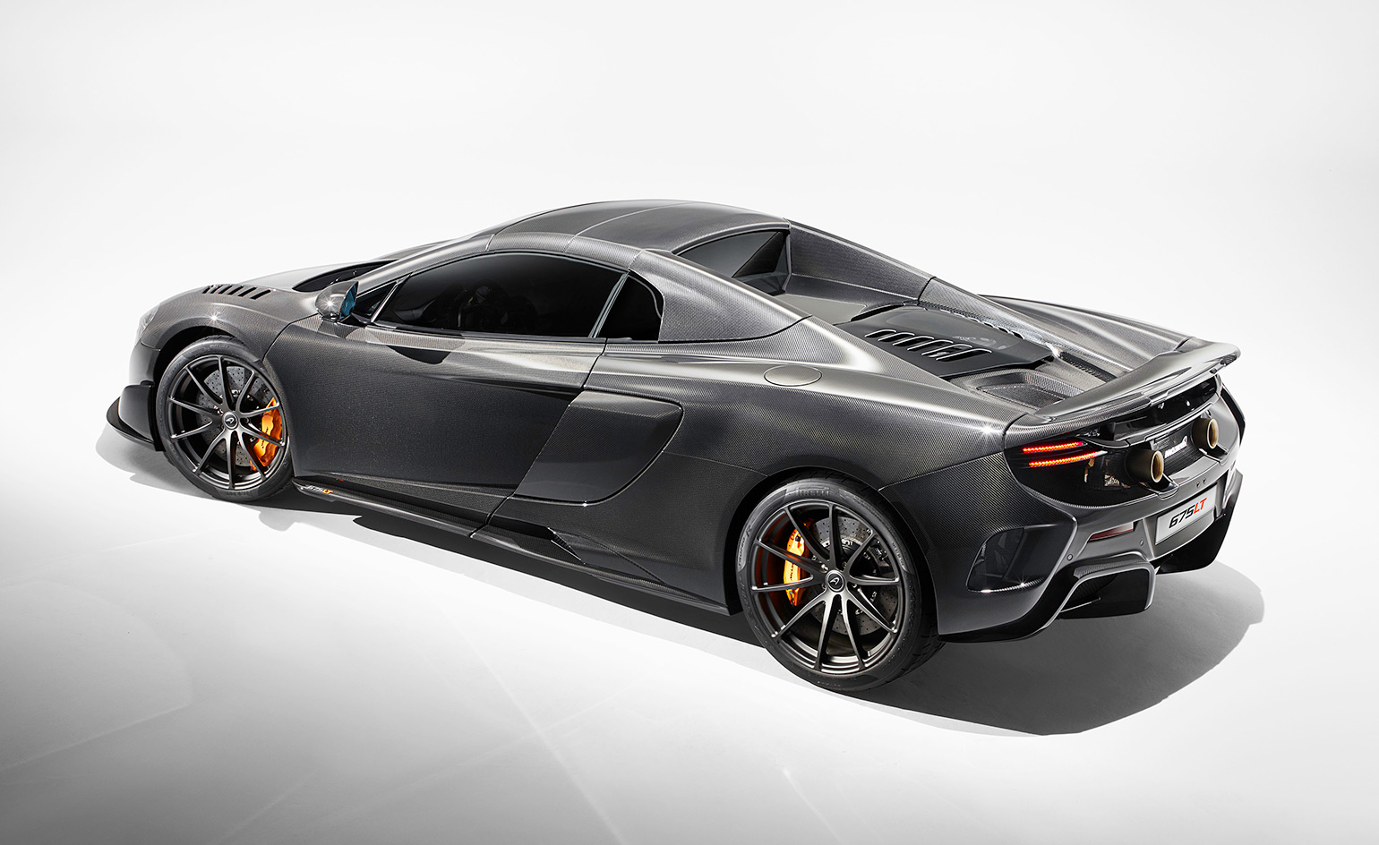 Only 25 cars will be made for the exclusive MSO Carbon Series LT