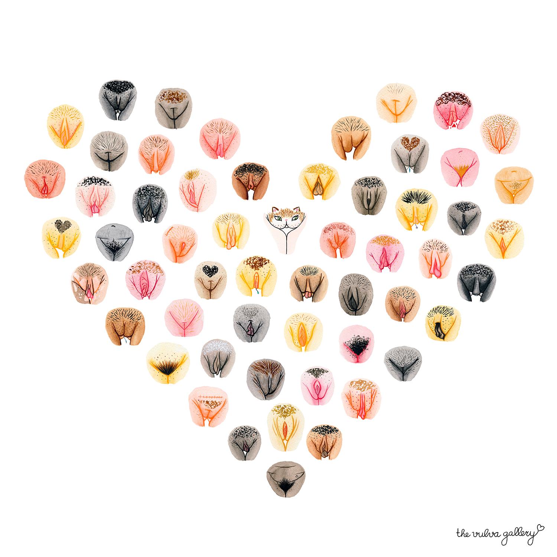 The Vulva Gallery - Heart III (etsy small).jpg