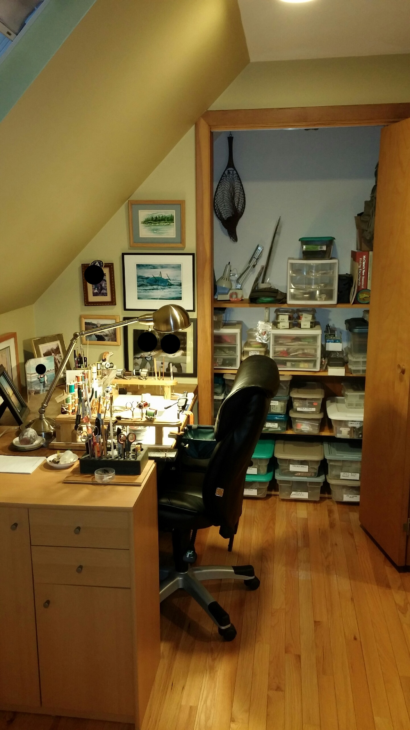Hobby Room, After