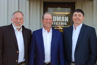 Joe Gibson, Todd Moreland, Caleb Wynne