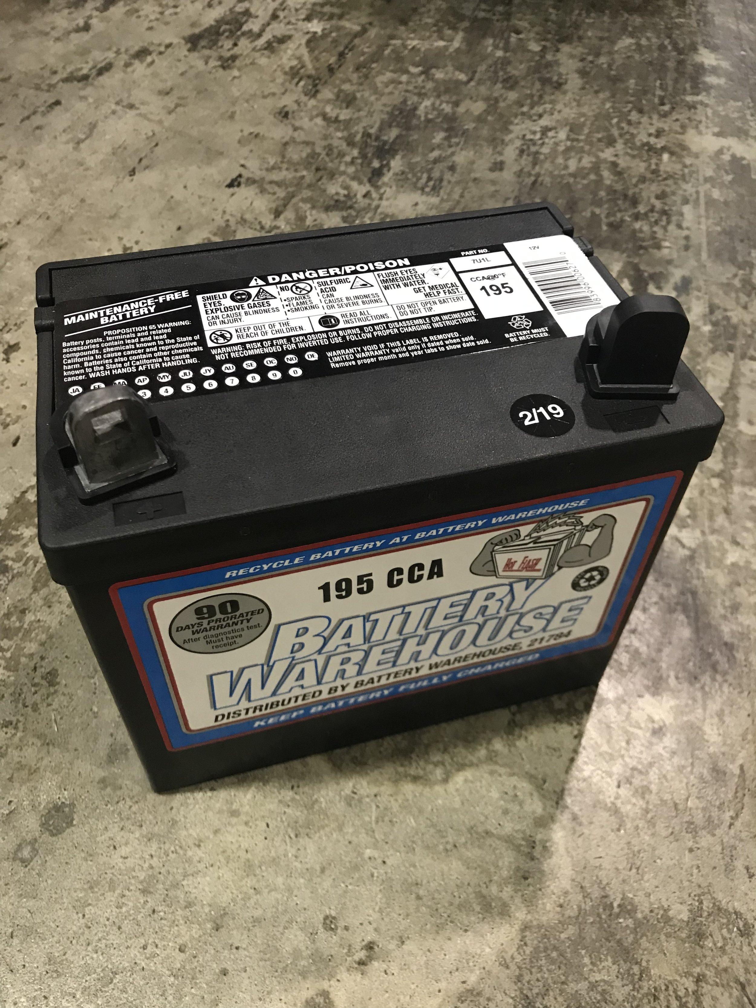 195 CCA - $24.99 -