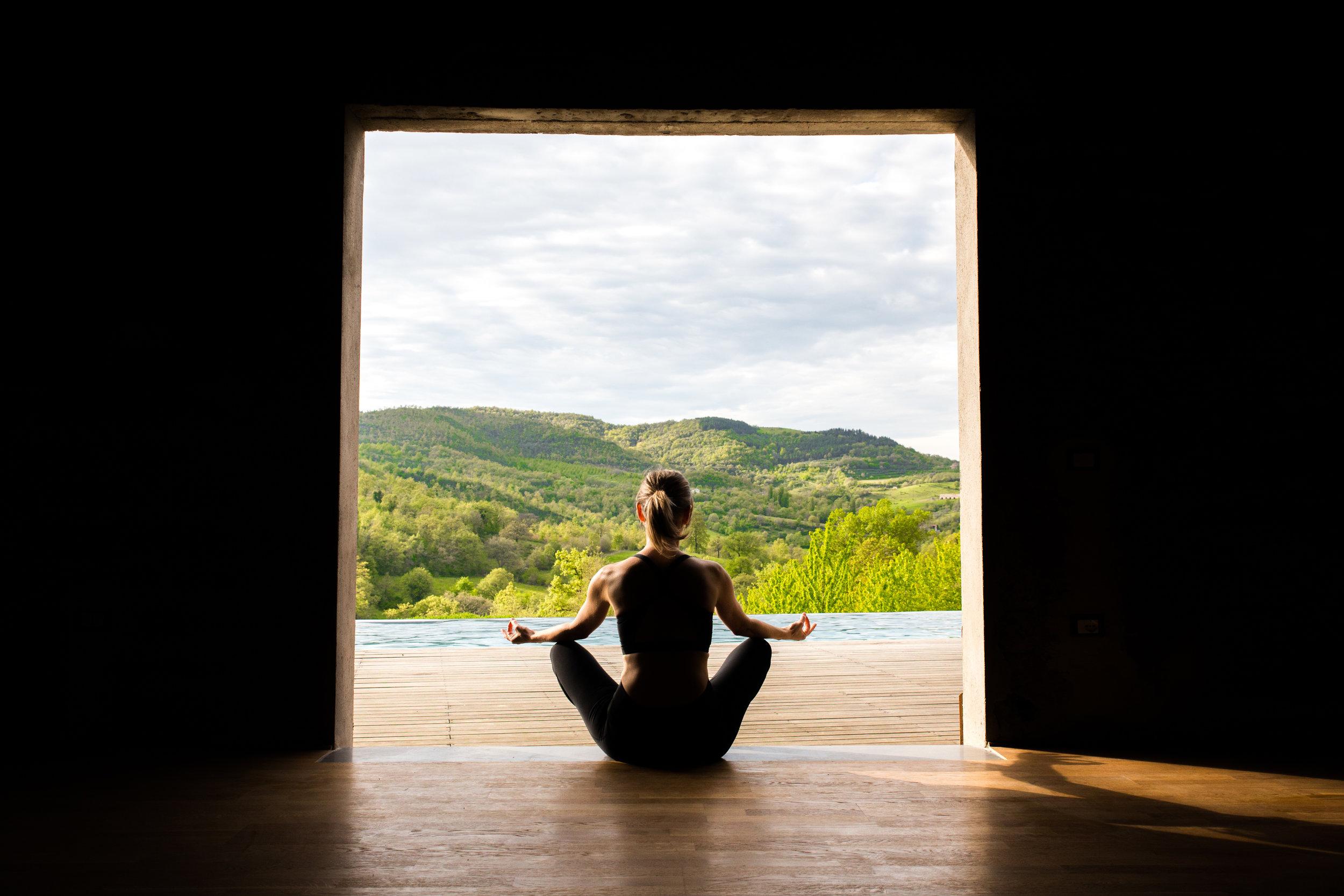 Yin Yoga Retreat