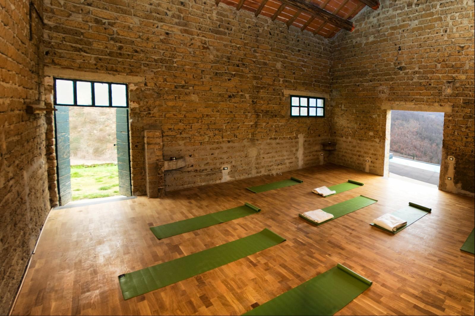 Yoga Retreat Umbria