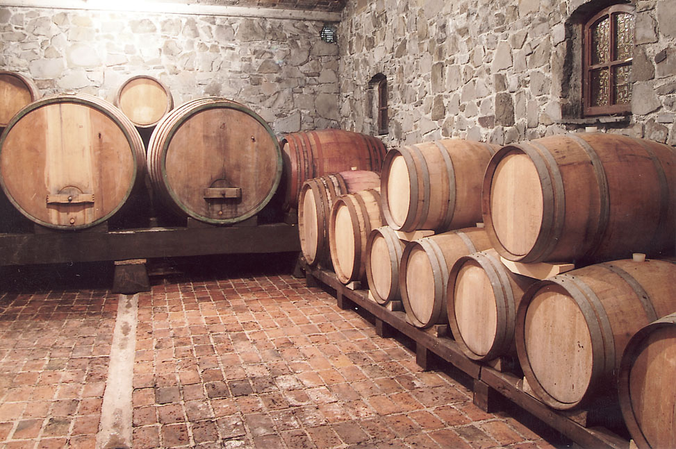 Stekar barrels