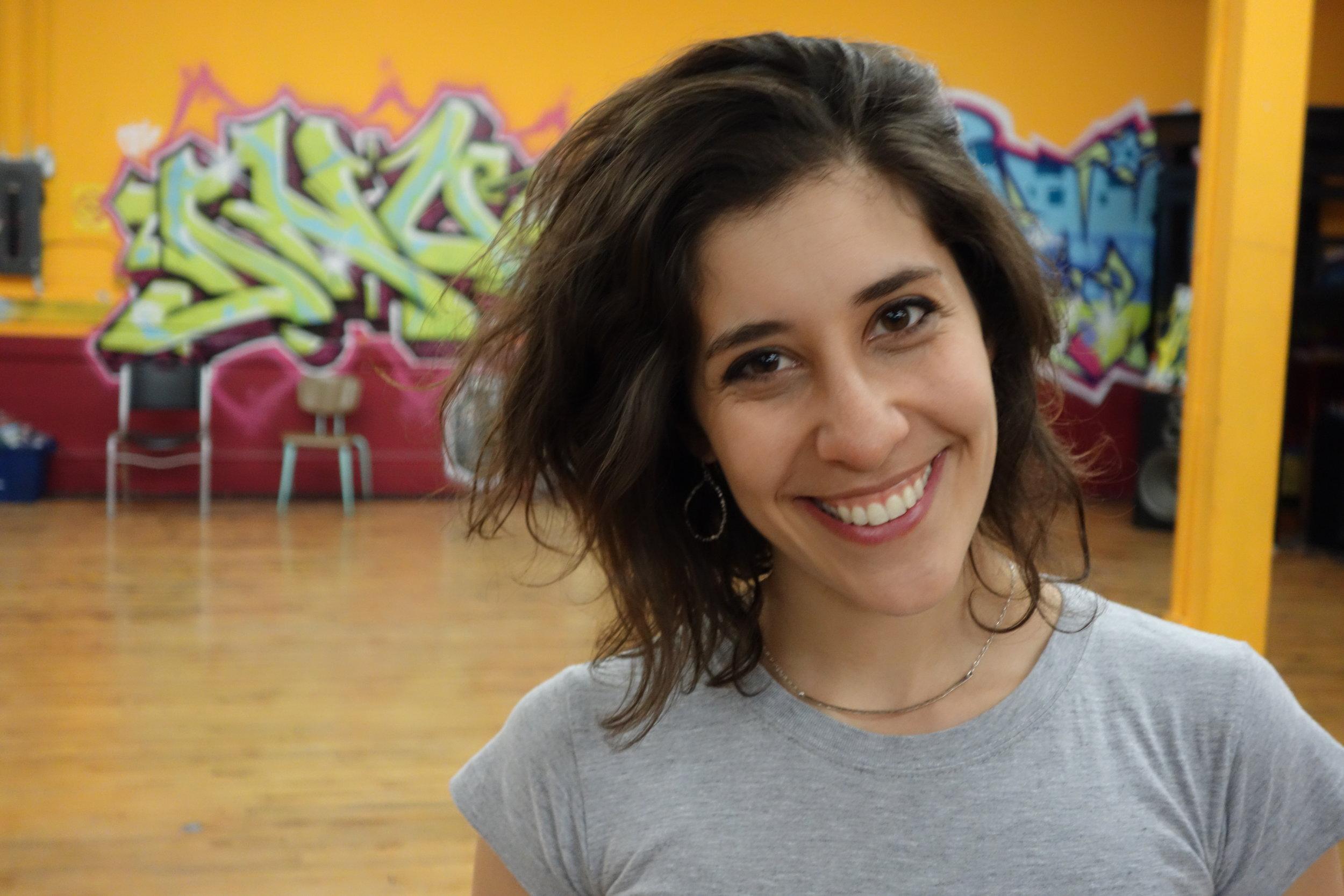 Amanda Miller-Burg
