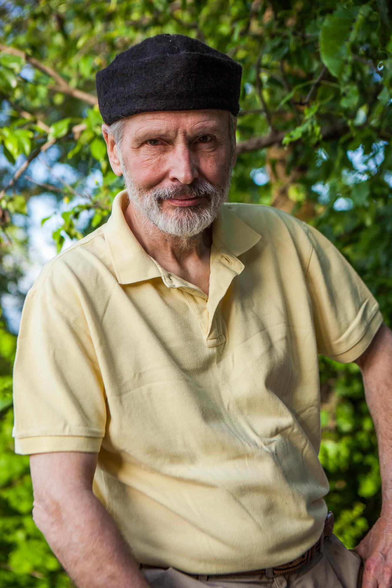Winemaker Paul Rodzianko