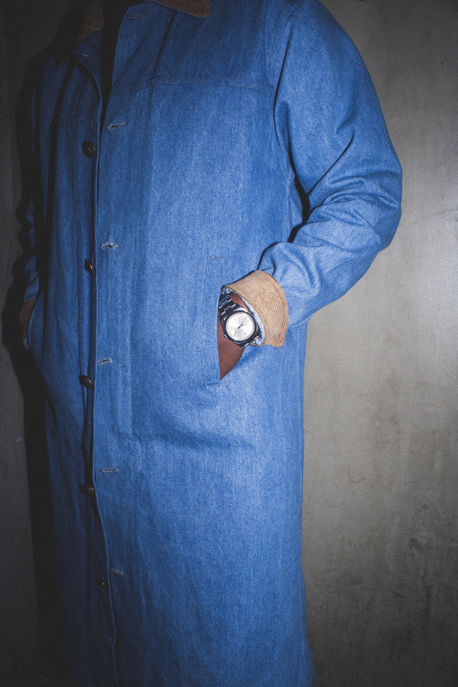 The Byas & Leon Renaissance Coat  / Freddie Rankin II